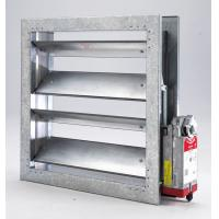 Wholesale Cold Rolled Steel Air Damper/Volume Control Damper/OBD from china suppliers