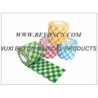 Wholesale Custom Printed Colored Non Woven Bandage Cohesive Vet Animal Wraps from china suppliers