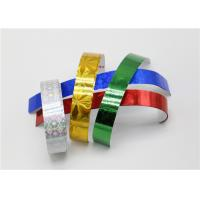 Wholesale Magical Adhesive Paper Strips , Party Paper Chains For School DIY Works from china suppliers