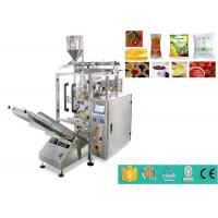 Wholesale High Speed Automatic Liquid Packaging Machine For Ketchup / Fruit And Tomato Jam 100g 200g from china suppliers