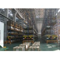 Wholesale Multilevel Heavy Duty Storage Racking Systems , Warehousing Racking System Anti - Corrosive / No Toxic from china suppliers