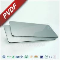 Wholesale High Rigidity Aluminium Composite Metal Panel With PE PVDF Coating For Construction from china suppliers