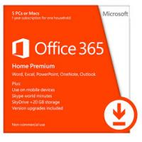 Wholesale 32 Bit Microsoft Office 365 Product Key One License For 5 PC / Mac from china suppliers
