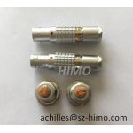 China trustworthy supplier wholesale push pull self-locking 3 Pin LEMO 1B Rapid Plug Lemo aerospace connector for sale