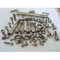Wholesale Non-standard Special Bolts And Nuts Manufacturer from china suppliers