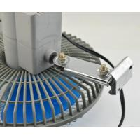 Quality 6 Inch Oscillating Auto Fan DC 12V for trucks / buses for sale