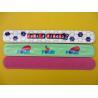 Flexible PVC Snap Bracelet, Snap Wristband for Kids for sale