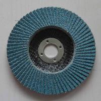 Wholesale High Density Angle Grinder Abrasive Flap Disc Zirconia aluminium oxide Conical Fiberglass from china suppliers