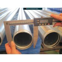 Buy cheap S1074,AS1163,ASTM135,ASTM A795 Shouldered pipe,Roll Grooved Sprinkler Pipe from wholesalers