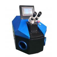 China Portable Laser Welding Machine For Metal Materials , Desktop Spot Welding Equipment for sale
