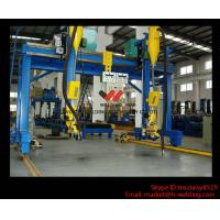 Wholesale Automatic Movable Gantry Welding Machine 18m Rail For H Beam Production Line from china suppliers