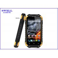 Quality 16GB Waterproof Rugged Phone GPS Walkie Talkie NFC RFID IP68 for sale