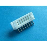Wholesale White Color PCB Board Electrical Connector 3.96mm Pitch Pin -25°C - +85°C Working Temperature from china suppliers