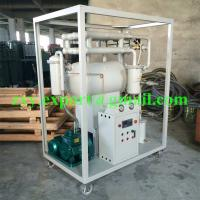 Wholesale ZY-50 Frame Type Easy Operating Transformer Oil Purification Machine from china suppliers
