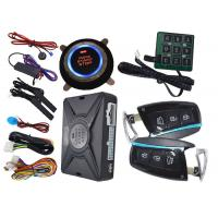 Wholesale Mute Vocal Mode Remote Start And Security System With Keyless Entry Side Door Alarm from china suppliers
