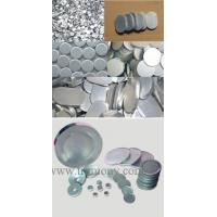 China Collapsible Aluminium Tubes Slug/Circles for Roof Vent Temper: O - H112 on sale