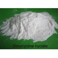Wholesale Anti-Infection Drug Doxycycline hyclate Powder CAS: 24390-14-5 from china suppliers