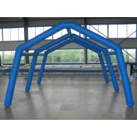 Mobile Earthquake / Disaster Rescue Advertising Inflatables Shape Model Airtight Tent for sale