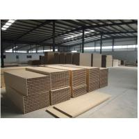 Wholesale Balcony Wpc Composite Decking Boards , Customized size Wpc Outdoor Decking from china suppliers