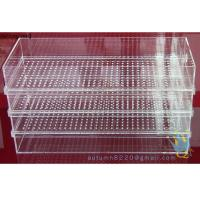Wholesale Crystal mini acrylic fish tank from china suppliers