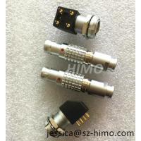 China 2pin push pull 1B series EPG lemo PCB panel mount receptacle connector for sale