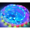 Addressable RGB Flexible LED Strips 12v LED Strip ws2811 IP68 Waterproof LED Strip Lighting for sale