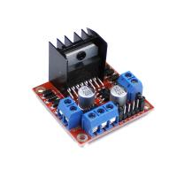 Wholesale Stepper Motor Driver Controller Board Dual H Bridge Module L298 from china suppliers