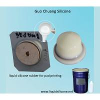 Buy cheap High quality Platinum cure rtv2 silicone rubber for pad printing from wholesalers