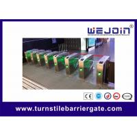 China DC 24V Subway  Metro Speed Gate Controlled Access Turnstiles on sale