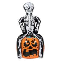 Buy cheap Halloween Beer Inflatable Skeleton Cooler , Customised Inflatable Coolers For Parties from wholesalers