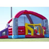Wholesale Defender Dome Inflatable Sports Games Blow Up Bounce House For Dodgeball from china suppliers