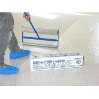 Wholesale HNHN No Bubble 1000mm Sticky Plastic Carpet Protector For Applications Maintenance from china suppliers