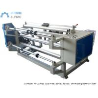 Wholesale Simple Plastic Film Slitting Machine Double Shafts Rewinder Rollers JY Series from china suppliers