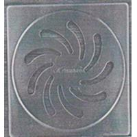 Export Europe America Stainless Steel Floor Drain Cover1 With Square (94.3mm*94.3mm*3mm) for sale