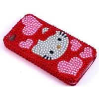 Wholesale 2012 Hot Sale for iPhone 4 4S Rhinestone Case with Peacock Pattern from china suppliers