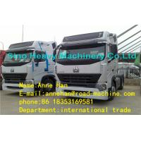 Wholesale ISO CCC SINOTRUK HOWO A7 4 X 2  Heavy Duty TRACTOR  Trucking 30T 336HP EUROIII/II WITH AIR CONDITONER IN CAB from china suppliers
