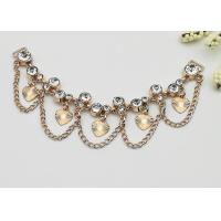 Wholesale Fashionable Shoe Accessories Chains Elegant Exquisite Environmental Plated from china suppliers