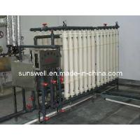 Wholesale Ultra-Filtration (UF) Water Treatment System (UF-01) from china suppliers