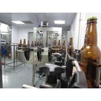 Buy cheap Craft Beer Filling Machine 500 Bottles - 800 Bottles Per Hour Mechanical Driven from Wholesalers