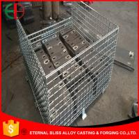 Wholesale High Wear Coal Chute Liners ASTM A532 Class I Type D Ni-HiCr Ni7Cr10 EB10028 from china suppliers