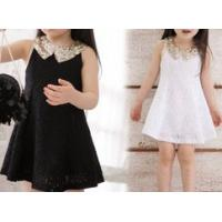 Wholesale Black Children Girls Dress Clothing from china suppliers