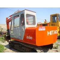 Wholesale HITACHI EX60-1 USED EXCAVATOR FOR SALE ORIGINAL JAPAN HITACHI EX60 from china suppliers