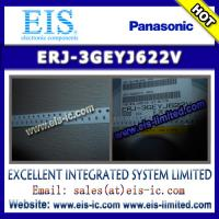 Wholesale ERJ-3GEYJ622V - PANASONIC - Thick Film Chip Resistors - Email: sales009@eis-ic.com from china suppliers