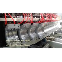 China Double-wall Corrugated pipes extrusion die head machine and molding modules 600mm on sale