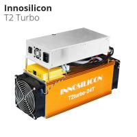 Wholesale Most Efficient Bitcoin Miner Innosilicon T2 Turbo 24Th/s With Psu 1980w from china suppliers