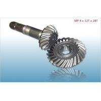 Wholesale ARC / Spiral Curved Tooth Bevel Gear, Stainless Steel Mechanical Engineering Gears from china suppliers