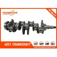 Wholesale Forging Steel MITSUBISHI Canter 4D31 Engine Crankshaft ME013667 from china suppliers