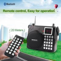 Wholesale Newgood Bluetooth Outdoor Wireless MIC Music Player Speaker Amplification With AUX,USB from china suppliers