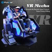 Wholesale Joystick Control Real Mecha Feeling 9D Virtual Reality Simulator In Game Park from china suppliers