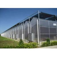 Wholesale UV Protection PC Sheet Greenhouse , Polycarbonate Hydroponic Greenhouse For Medicine from china suppliers